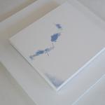 Nuage, sérigraphie, édition limitée, 2016