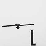 Le juste point, gravure bois, 32x23 cm, 2005