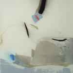 En sommeil, encre sur papier Arches, 57x76 cm, 2007