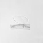 Galet, gravure eau-forte, 40x40 cm, 1/2, 2004