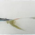 Baie, encre sur papier Arches, 76x57 cm, 2008