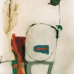 Portrait, encre sur papier Arches, 57x76 cm, 1997