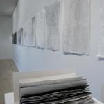 Empreintes, Galerie Lycée Jean de la Fontaine, 2014 / Délires de livres, Chartres, 2015
