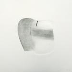 Lien, gravure pointe sèche, 40x40 cm, 2/2, 2004