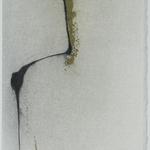 Nudité, encre sur papier Arches, 19x57 cm, 2005