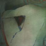 Nu, encre sur papier Arches, 50x64 cm, 1989