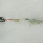 Dune, encre sur papier Arches, 76x57 cm, 2008