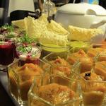 Cuisine en légèreté. Trio de gaspachos carottes, courgettes et betterave.