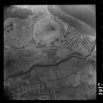 Luftaufnahme von 1943, © RCAHMS. Licensor RCAHMS / aerial.rcahms.gov.uk