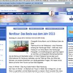 """26. NDR TV-Programm am 04.01.2014: """"Nordtour - Das Beste aus dem Jahr 2013"""""""