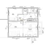 Grundriss Erdgeschoss Planung