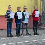 Gewinner der Matheolympiade der Klassen 2