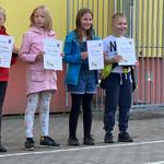 Gewinner der Matheolympiade der Klassen 3