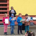 Sieger Mathe-Olympiade Klasse 1