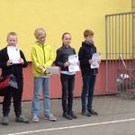 Sieger Mathe-Olympiade Klasse 4