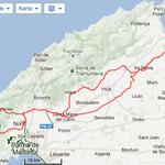 Tour 7 - Tag 8 - 152 km