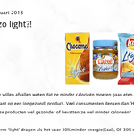 Light wel zo light?