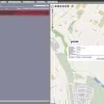 Status Bericht Map Ansicht