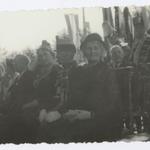 """re. Ludmilla Lehner (Fahnenpatin - die """"Lehnerfahne stammt aus dem Jahr 1924)"""