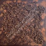Nr. 2005 - 40cm x 40cm x 2cm - Acryl & Sand auf Leinwand