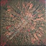 Nr. 2006 - 20cm x 20cm x 2cm - Acryl auf Leinwand