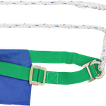 Model WE01 Safety Belt (EN358)