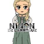 Ninon de Larroque - Annabelle Wallis