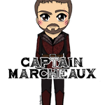 Captain Georges Marcheaux - Matt Stokoe