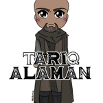 Tariq Alaman - Colin Salmon