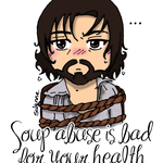 A bad day for Athos