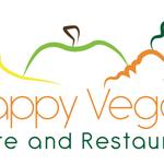 """Abschließende Einkehr im """"Happy Vegan"""", wo uns im Geschäft eine reichliche (überwiegend Bio-)Auswahl erwartete. Vom Picknick noch gut satt, haben wir uns mit leckerem frisch gepressten Saft begnügt."""