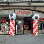 Ballonsäule FC Mainz 05