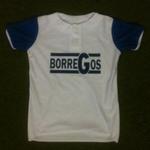 Camisola Baseball Borregos decorada con Vinyl