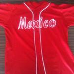 Camisola Mexico Rojo