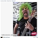 Raul/Sunrise Avenue, Facebook