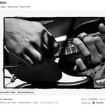 Riku/Sunrise Avenue, Facebook