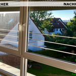 Vorher, Nacher, Meixner Fensterputzer, Entreinigung