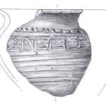 """Fundzeichnung """"Keramik"""""""