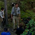 Félix Bossuet (Sébastien) et Thierry Neuvic (Pierre) pendant une scène