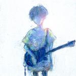 地元ライブポスター原画/2013