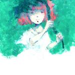 「Monstera」残暑見舞い/2014