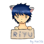 【Riyu】by Kar0tte