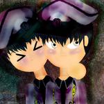 【Iku & Saru】 by Pware