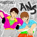 【Senji & Yue】by Mayosaki
