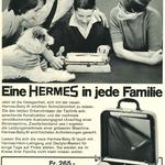 Werbung Hermes Baby
