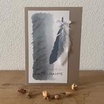 Trauerkarte A5, Fr. 10.00