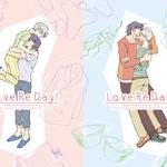 Love Re Day!/シンジャ合同誌/完売