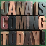 """Hans hat """"Jana ist coming today!"""" bei Instagram gepostet"""