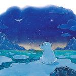 """Illustration aus """"Komm nach Hause, kleiner Eisbär"""", Bildermaus-Band vom Loewe-Verlag (siehe Kinderbücher), Im Buchhandel erhältlich"""