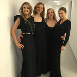 Bach's Mathew Passion with Lada Kyssy, Hermine Haselböck, Jo-Anne Bitter, Elena Sautier